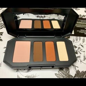 BNIB Kat Von D 'Shade & Light' Eyeshadow Quad